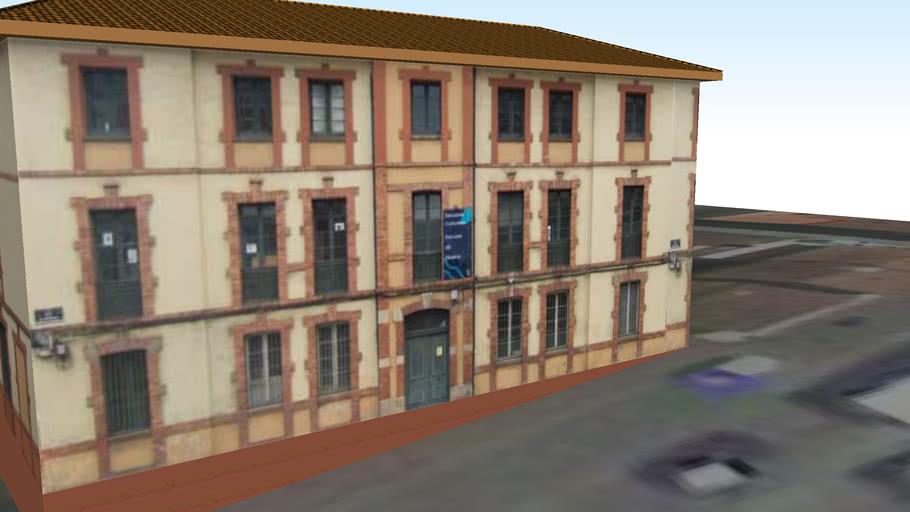 Casa Cuartel Antigua