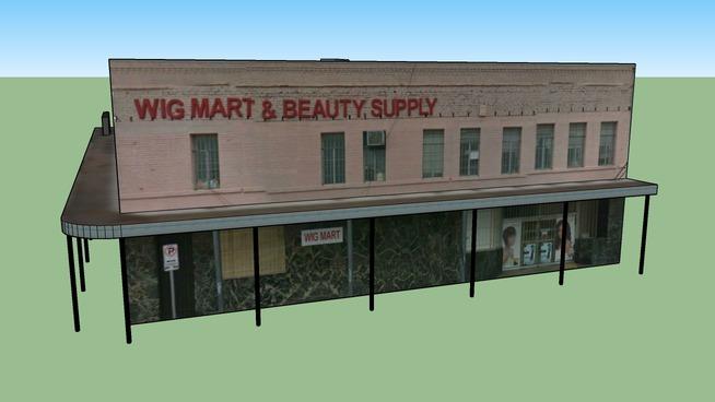 Gebäude in Houston, Texas, Vereinigte Staaten