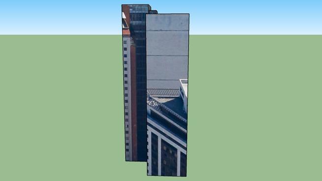 Construção em Belo Horizonte - MG, Brasil