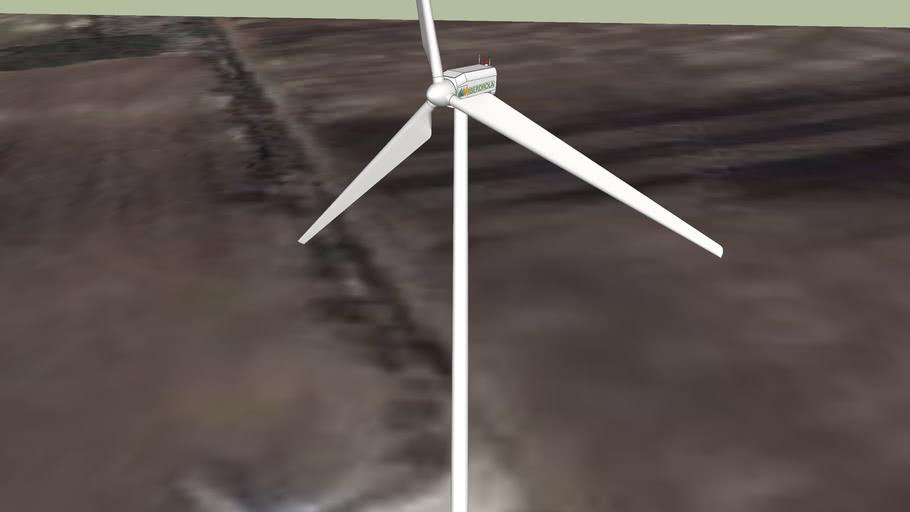 Wind Turbine #401