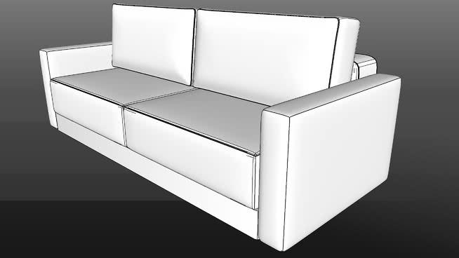 IWC|HOME - MODO sofa lo-poly