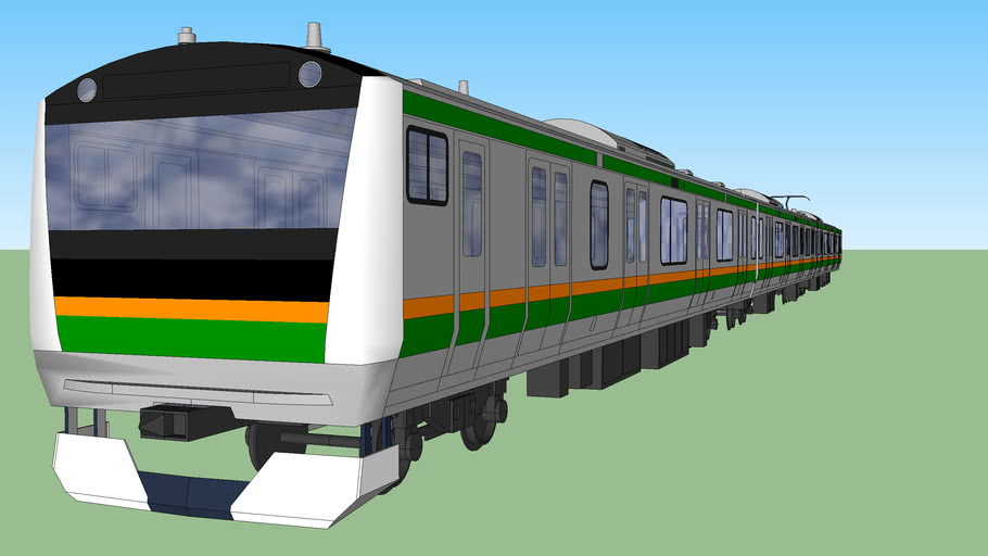 JR東日本 E233系3000番台 東海道線