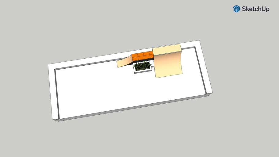 Fingerboard ramp JD
