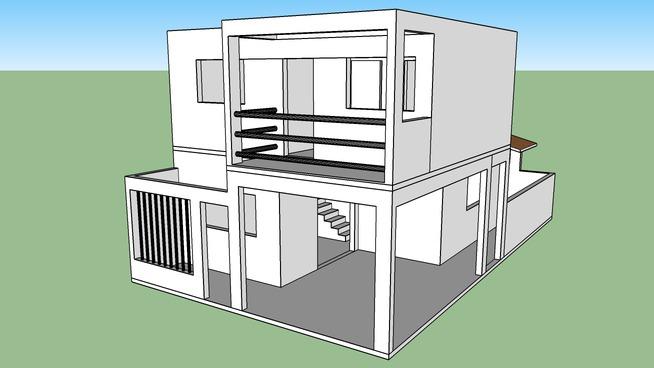 Casa dois andares