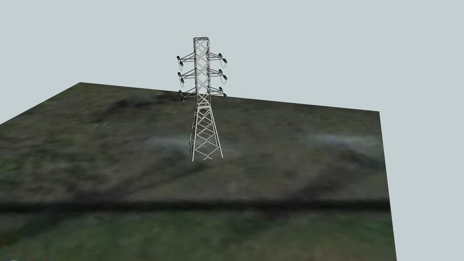 torre do morro do bairro operário