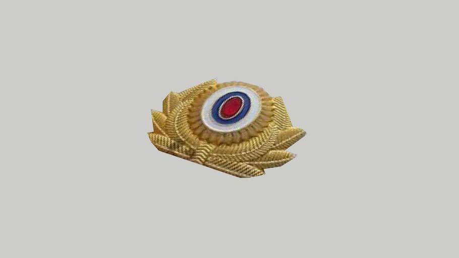Modern russian cap insignia