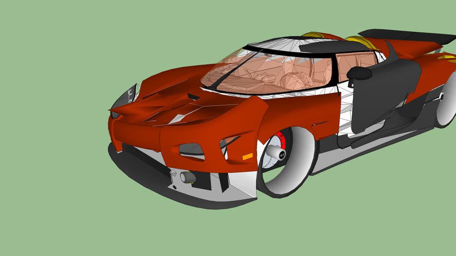 Stolen Model # 3: Fast Car