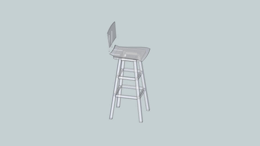 bar stool pencil
