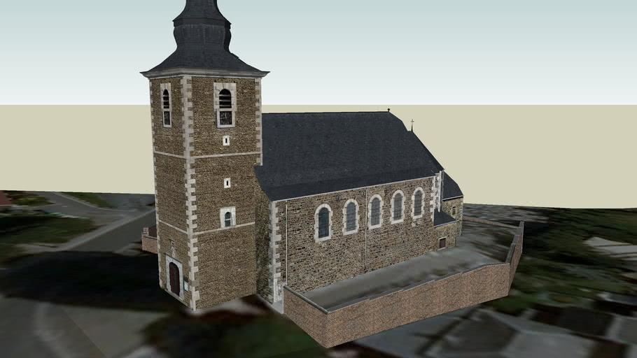Eglise Saint-Pierre de Saive