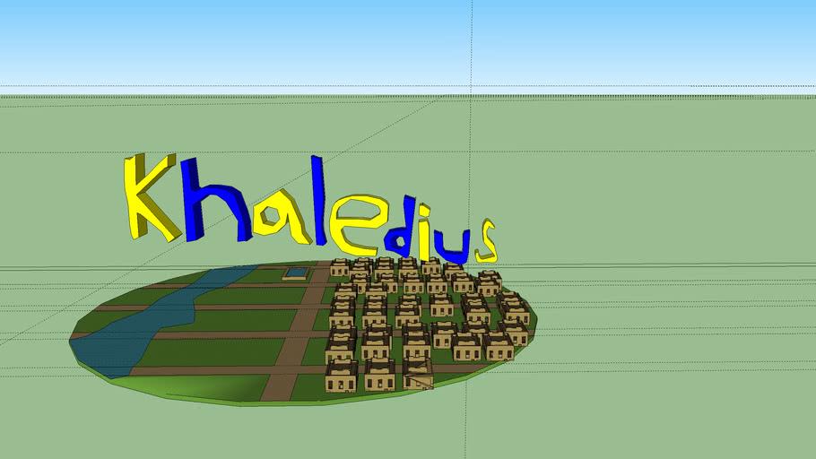 Khaledius