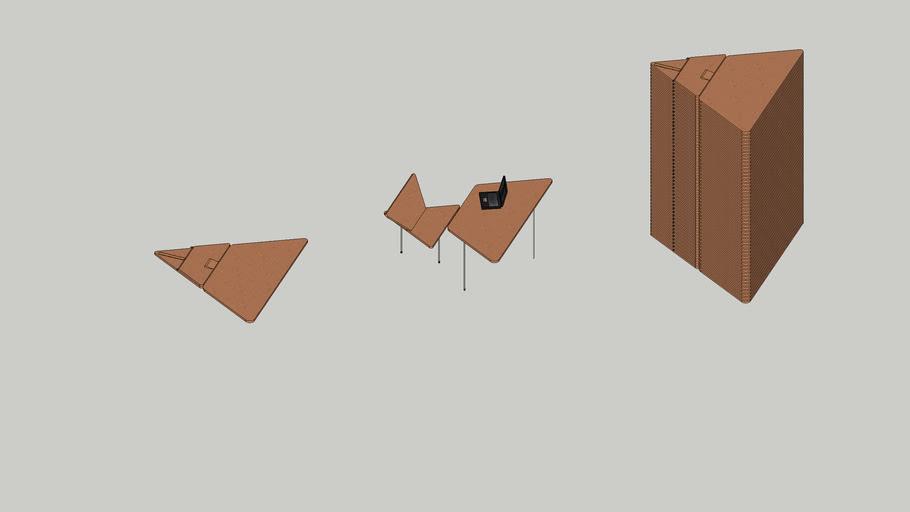 桌椅設計_Design4