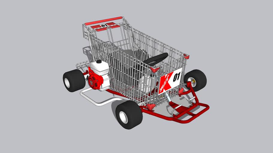 K Mart Shifter Kart