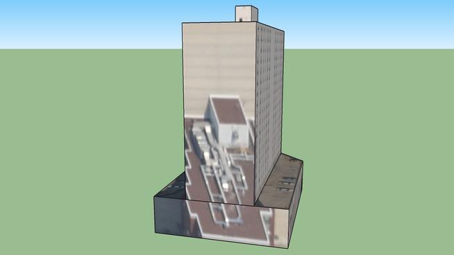 Building in Winnipeg, MB, Canada