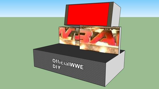 [OfficialWWE] Finish it Off - WWE Raw Setup.... (HD) (DIY)