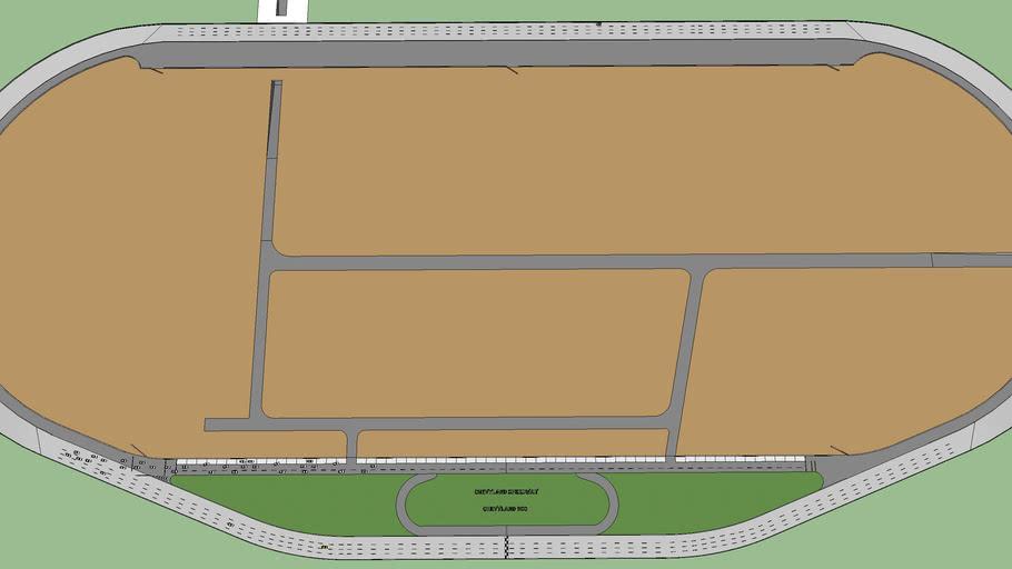 NASCAR Custom Speedway