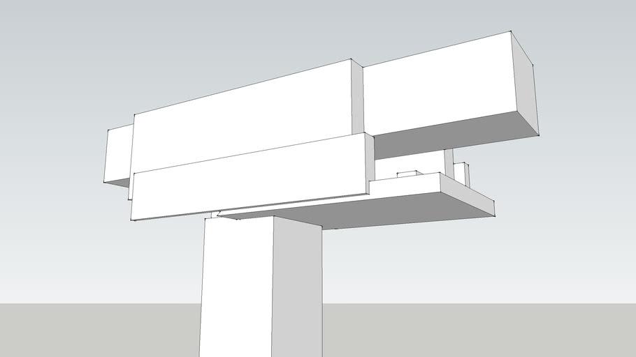 cabin box beam