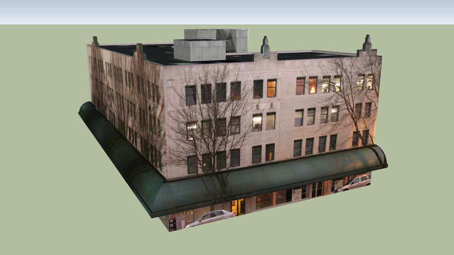 Oregon Building (aka Hubbard Building)