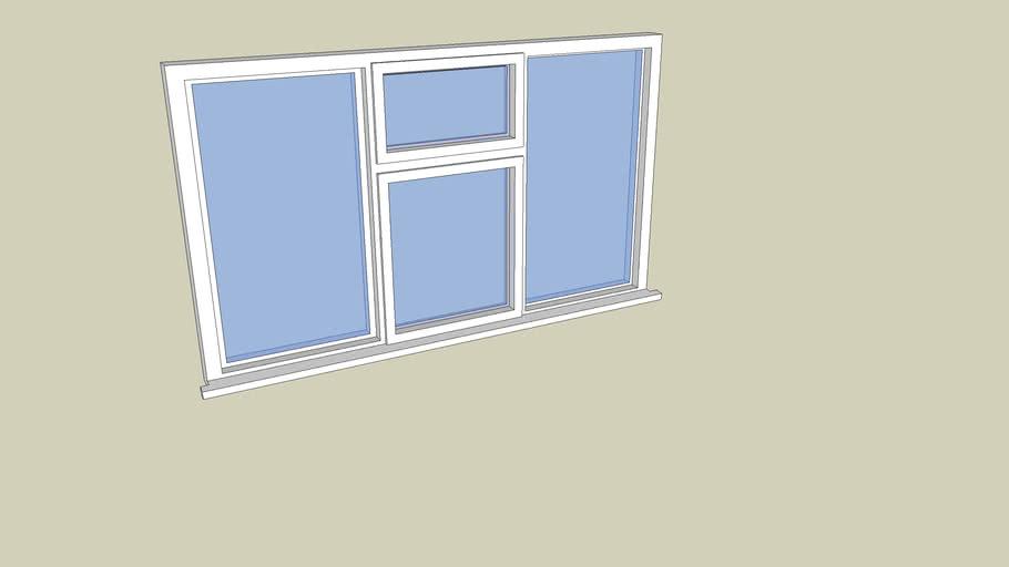 Window 1800mm x 1076mm