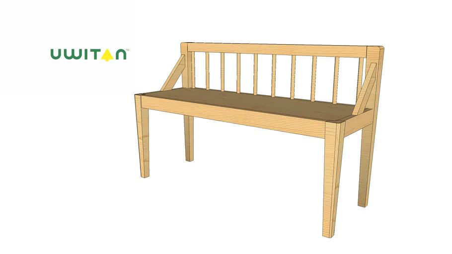 Jerujen Bench UWITAN