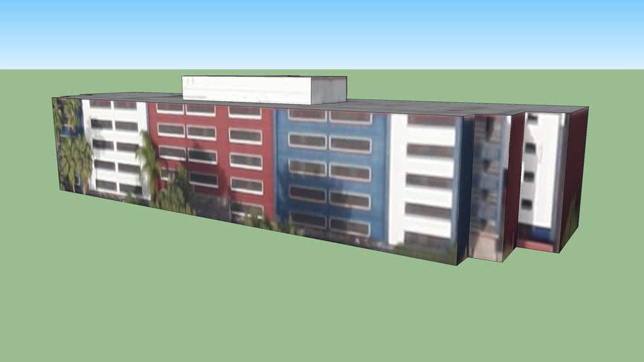 Bygning i Tucson, Arizona, USA