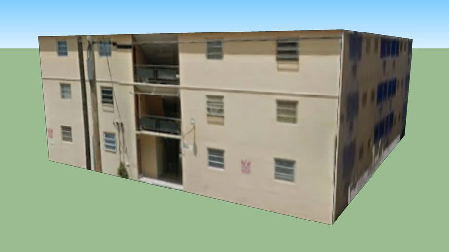 Building in Miami, Florida, EEUU