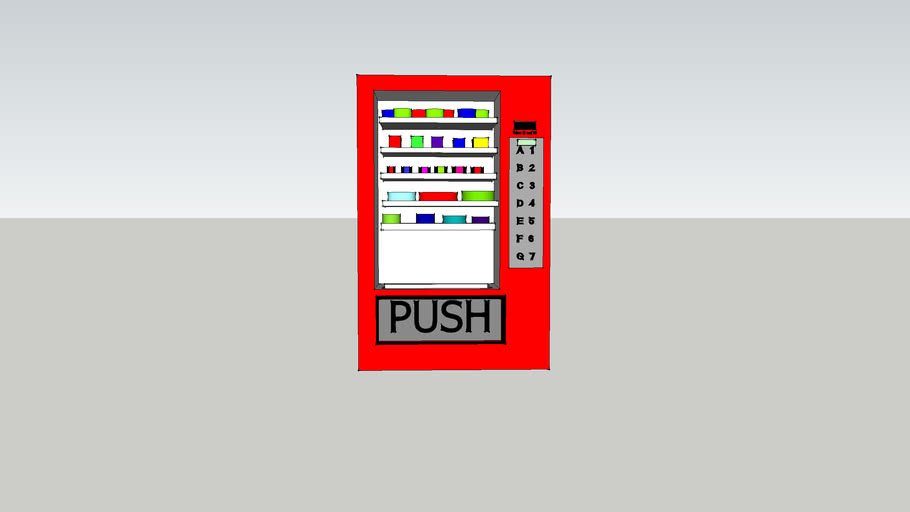 Bridge Creek Vending Machine