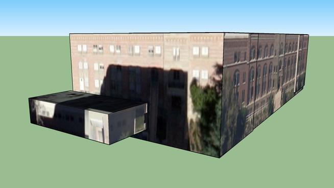 Building in 美國加利福尼亞州洛杉磯