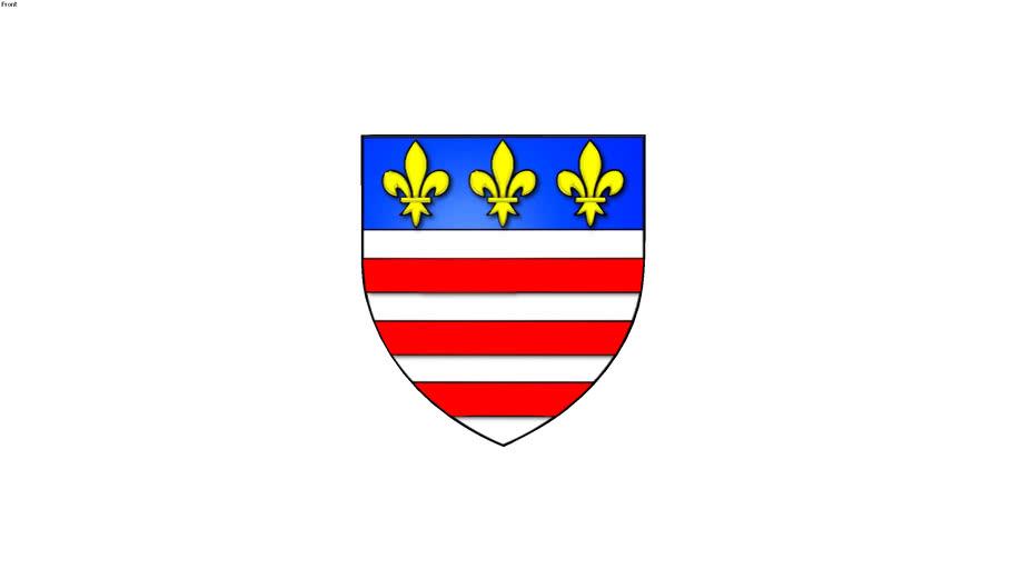 blason de la ville de Bézier