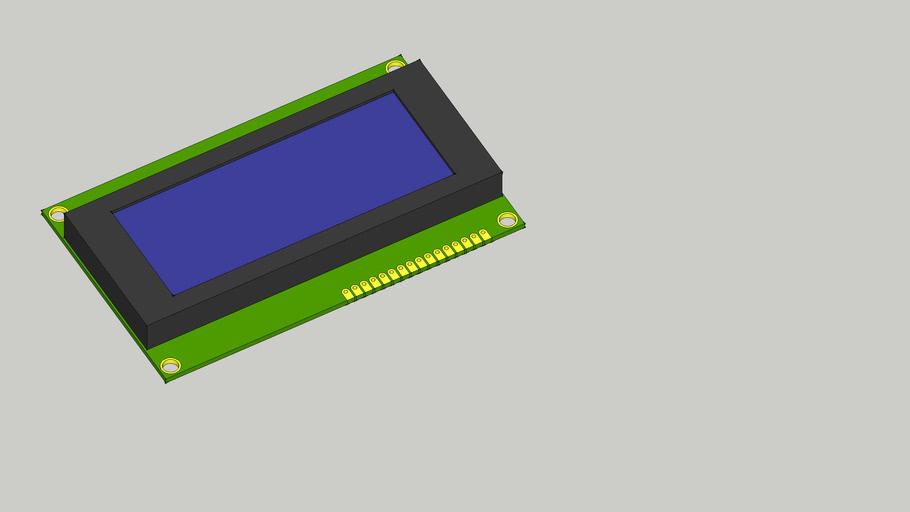 LCD 20 x 4