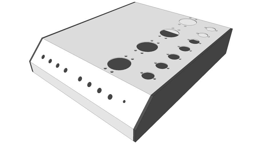 McIntosh MC-240 frame