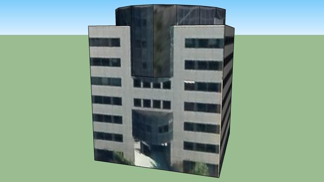 Office building in Capelle aan Den IJssel, Netherland
