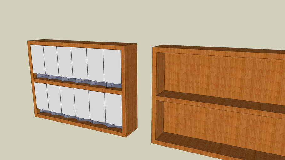 Tassimo shelf