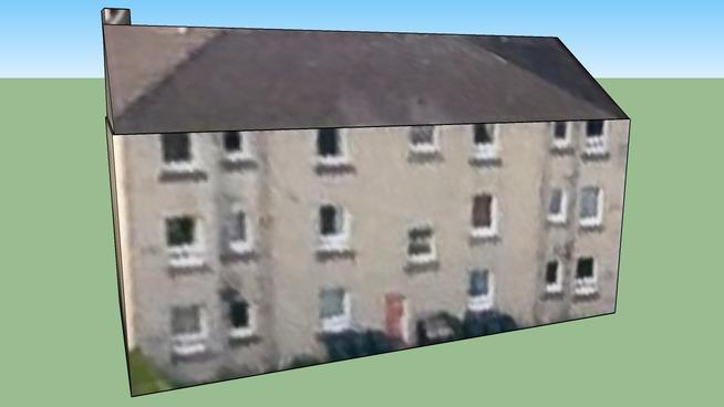Budova na adrese Edinburgh EH14 1RS, Velká Británie