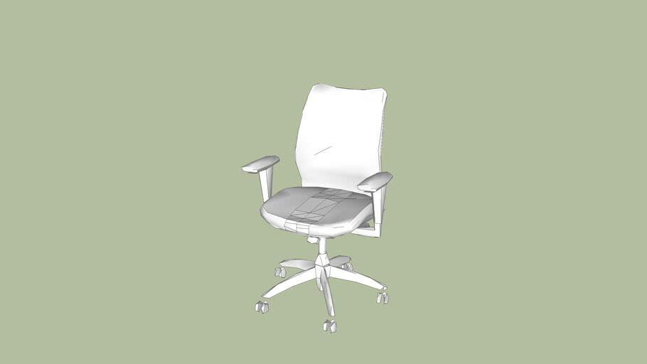 Haworth/Improv S.E. Chair/M235-3W42