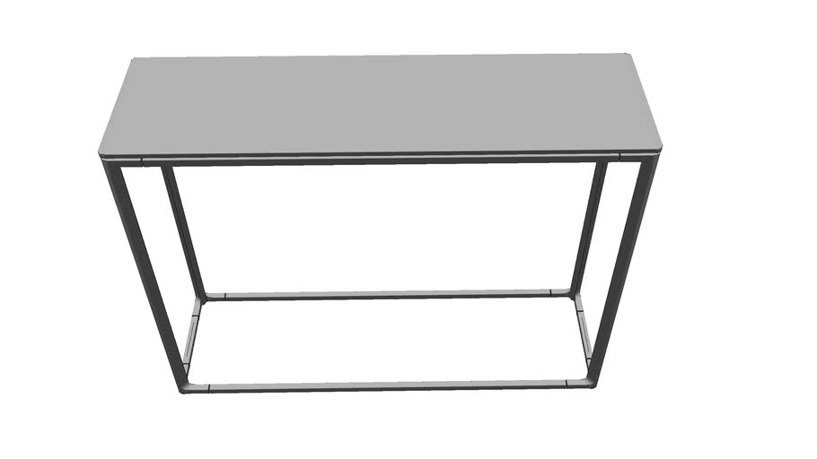 Tall Console Table 100 x 30 Ceramic