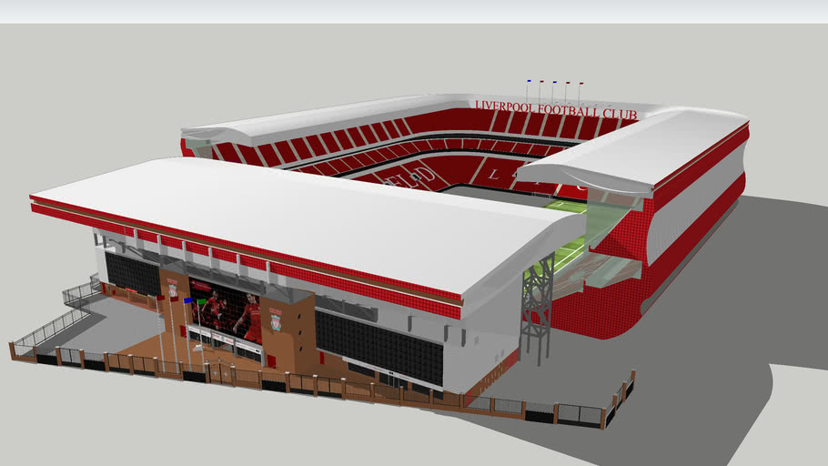 Anfield Expansion / Reconstruction