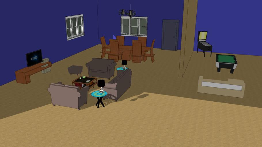 Interior design prospect
