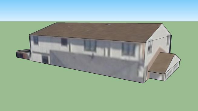 Building in Richmond, CA, USA