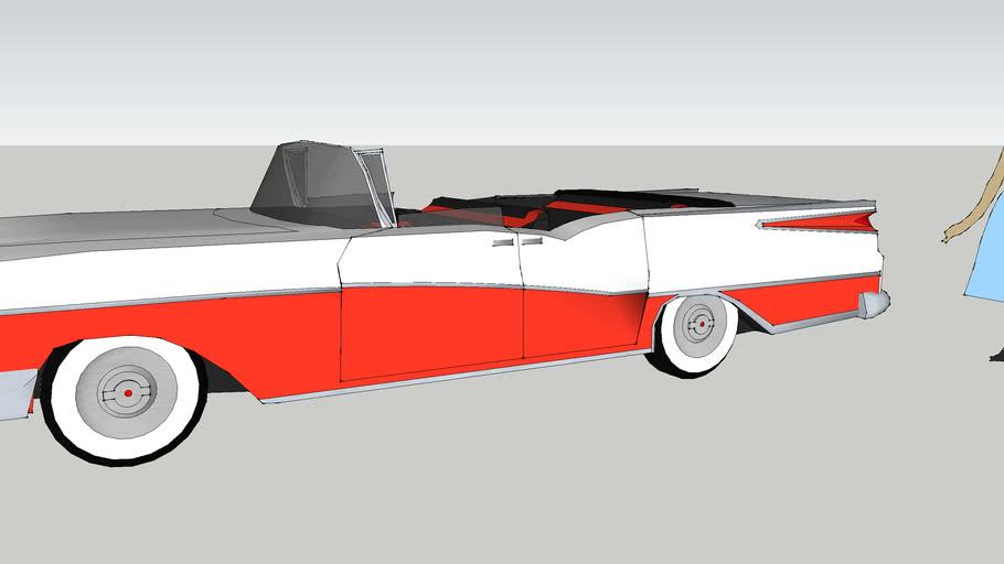 1958 Corinthian convertible