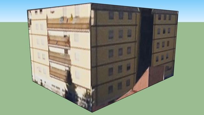 此建築物位於 67100 L'Aquila, 義大利