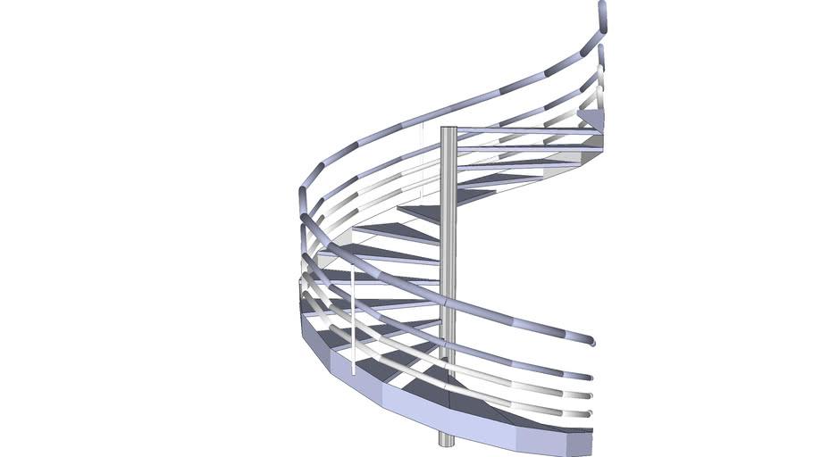 spiral stair nice