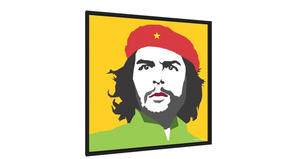 Quadro Che Guevara - Galeria9, por alexsandro almeida