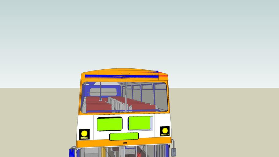layland olipan south glos dd bus