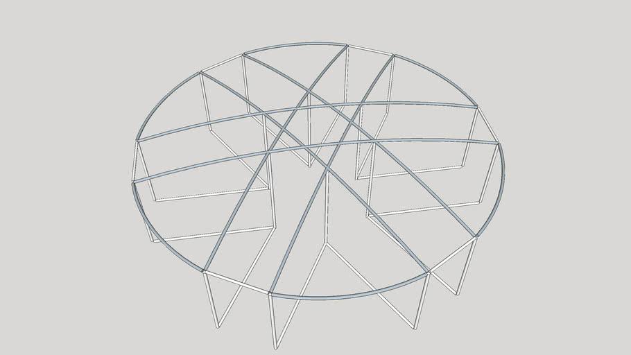 Burning Man Tent Design