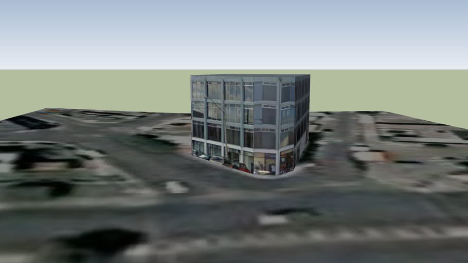 Edificio en Tepic
