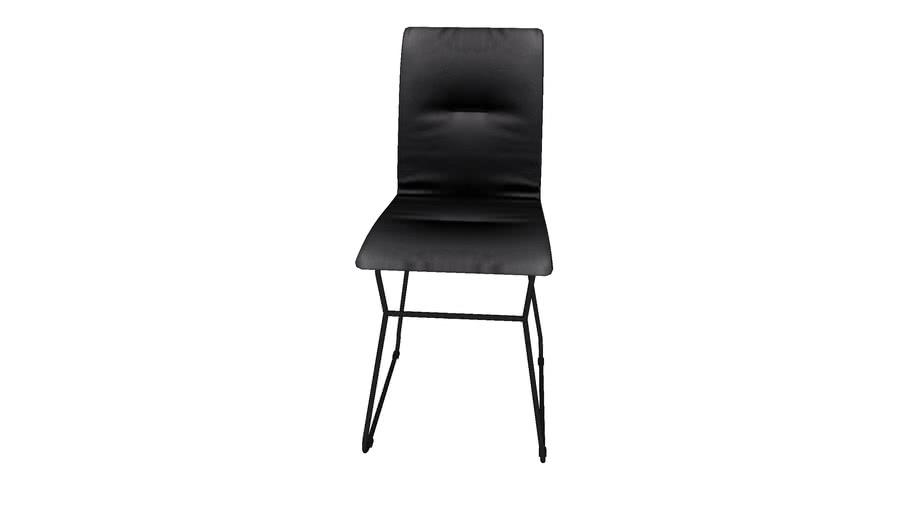 83109 Chair Zorro Black