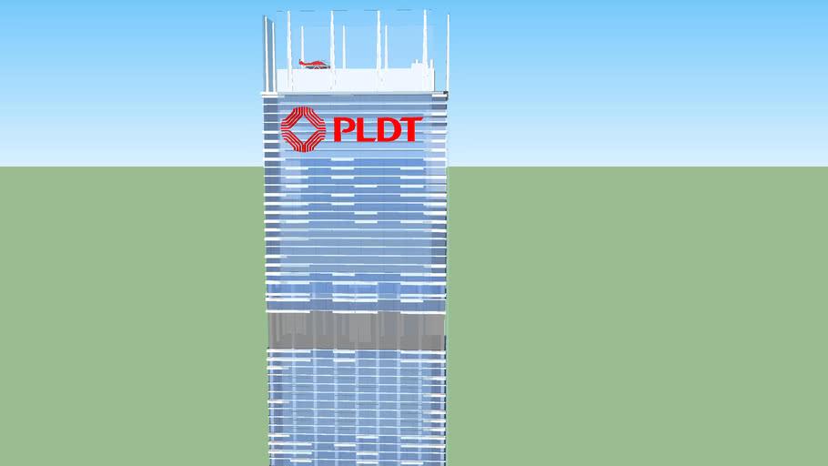 PLDT Corporate Tower Boy Justin