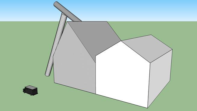 A very Heavy Armoured house