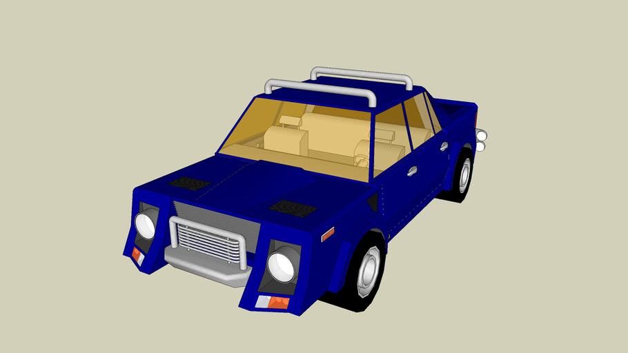 Camioneta concept