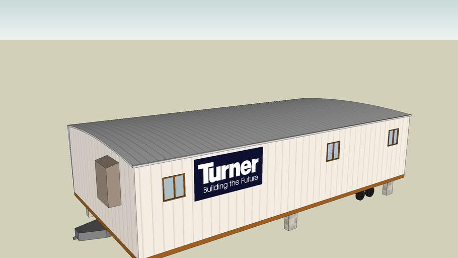 Turner Construction Trailer